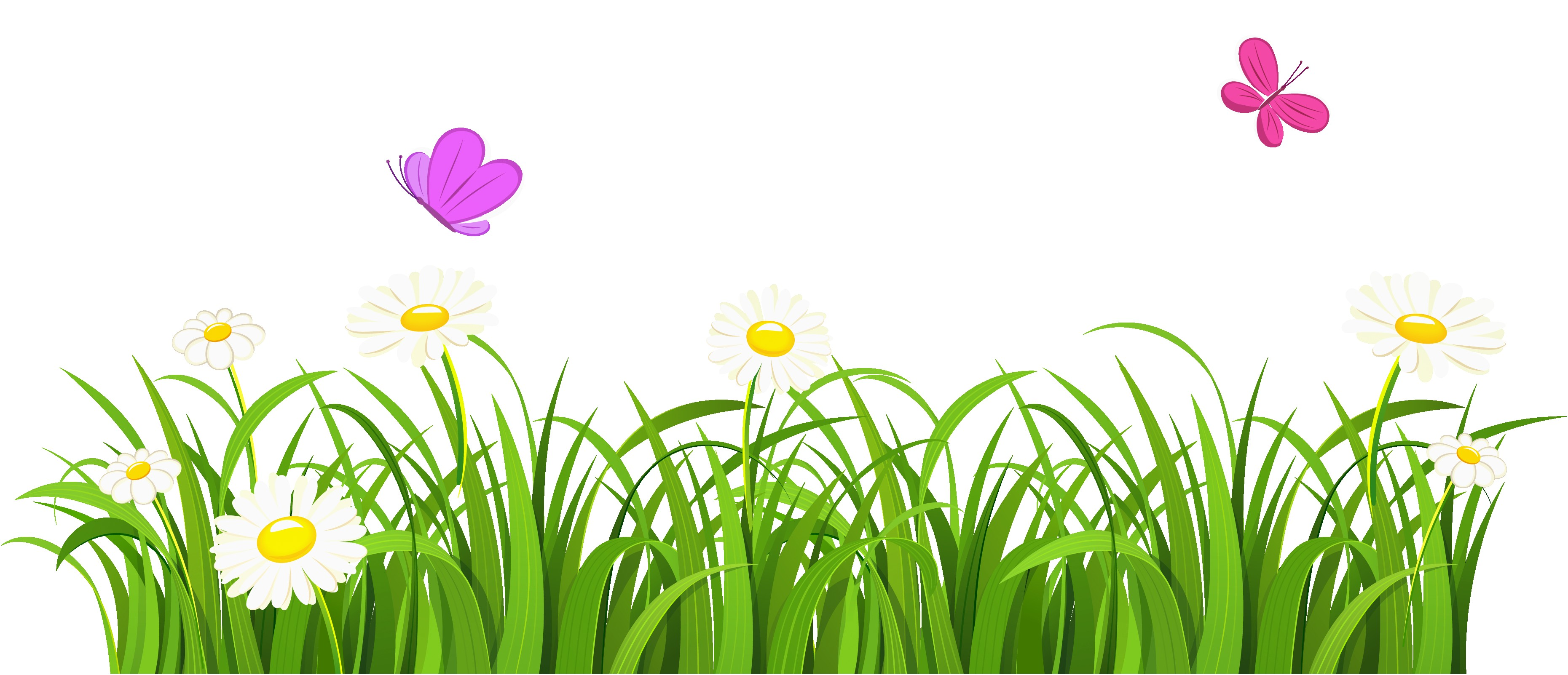 Spring clipart nature. Beautiful clip art for