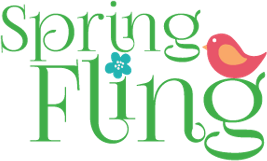 Spring fling png. Download image with no