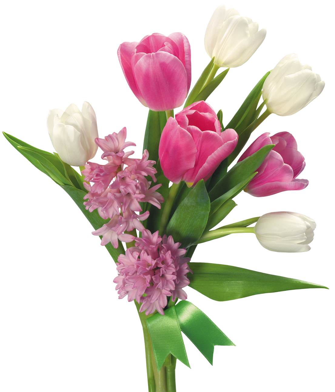 Spring flower bouquet images png. Of tulips and hyacinths