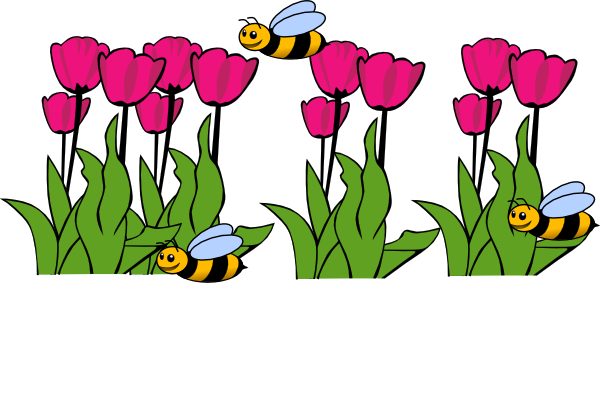 Spring garden png. Clipart free images the