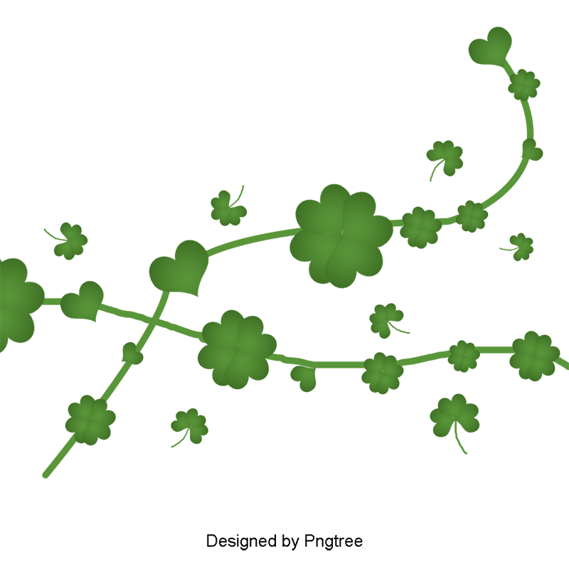 Spring leaf clover png. Leave vector clip art black and white stock