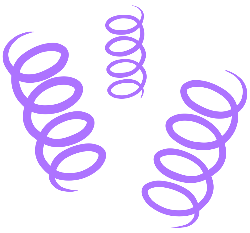 Coil vector. Spring art images
