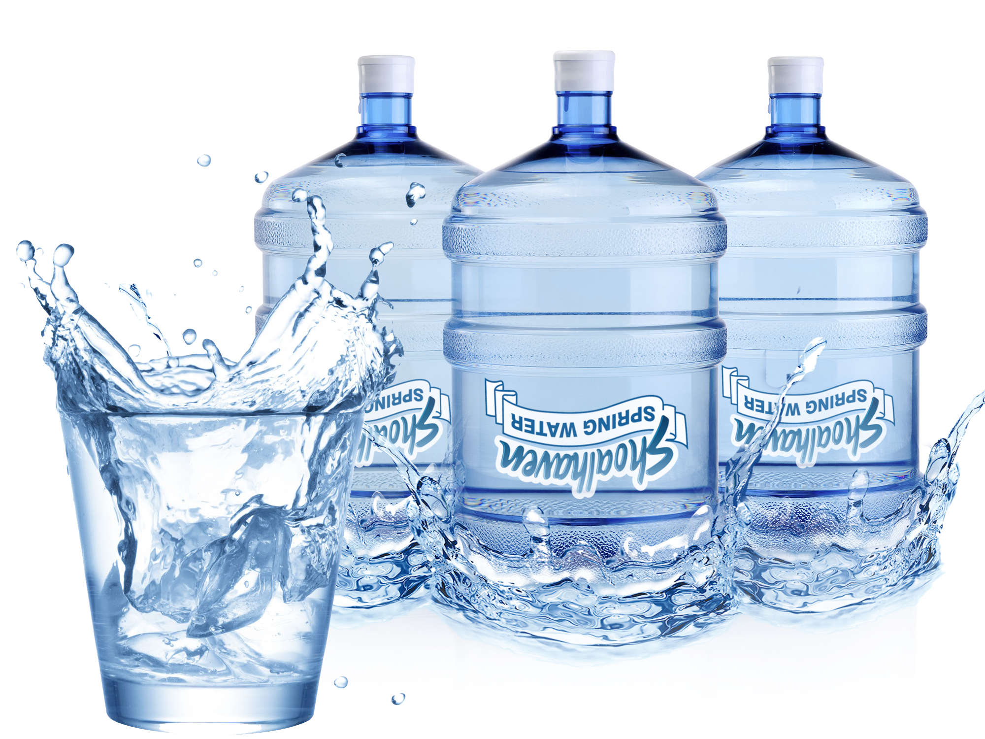 Spring water png. Shoalhaven has been distributing
