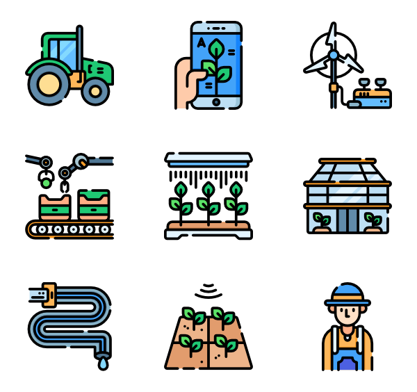 Irrigation icons free smart. Sprinkler vector svg royalty free library
