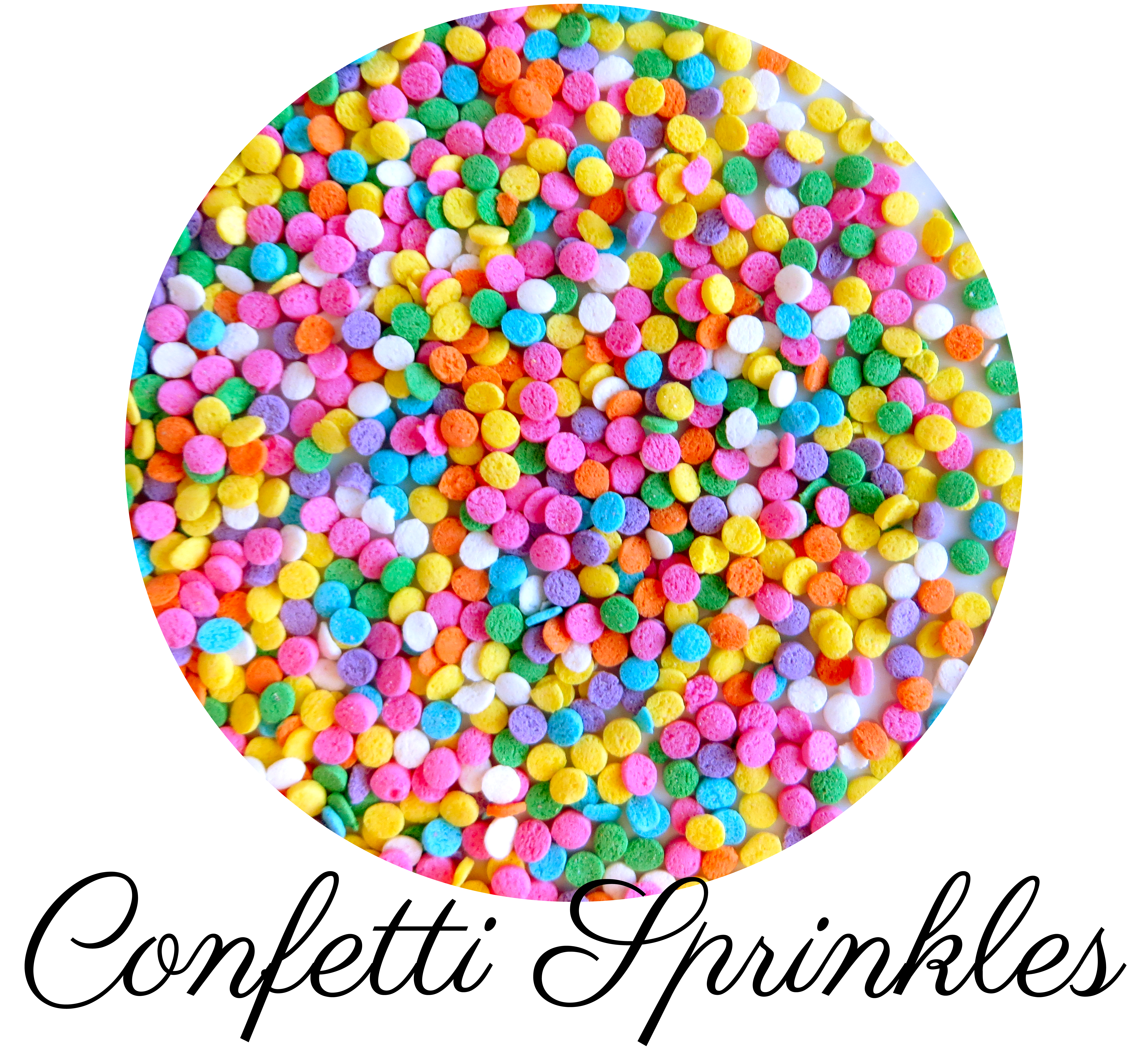 candy sprinkles png