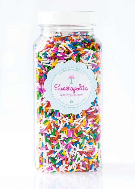 Sprinkles clipart bottle. Oz cup rainbow