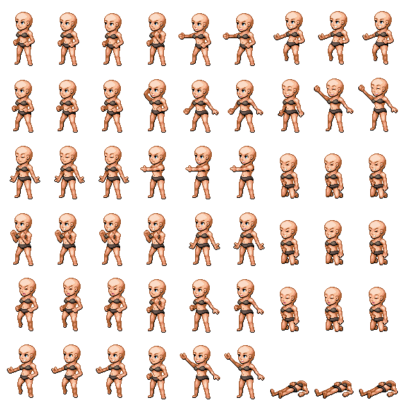 enemy sprite png orc