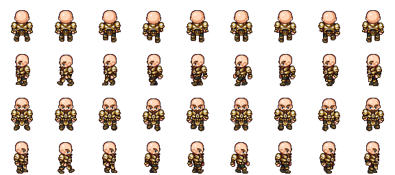 Sprite sheet png walking. Python pygame cutter is