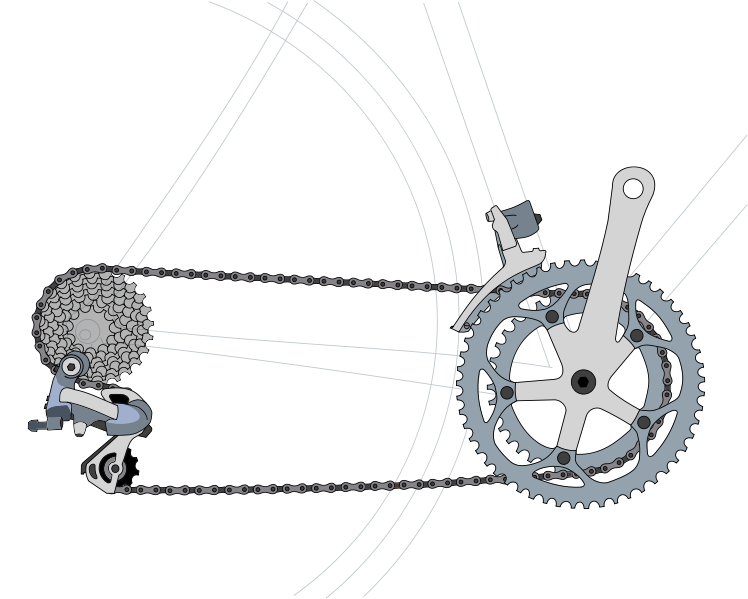 Ansi roller sprockets information. Sprocket drawing chain image royalty free