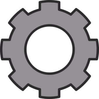 Sprocket drawing mechanical. Gear engineering computer icons