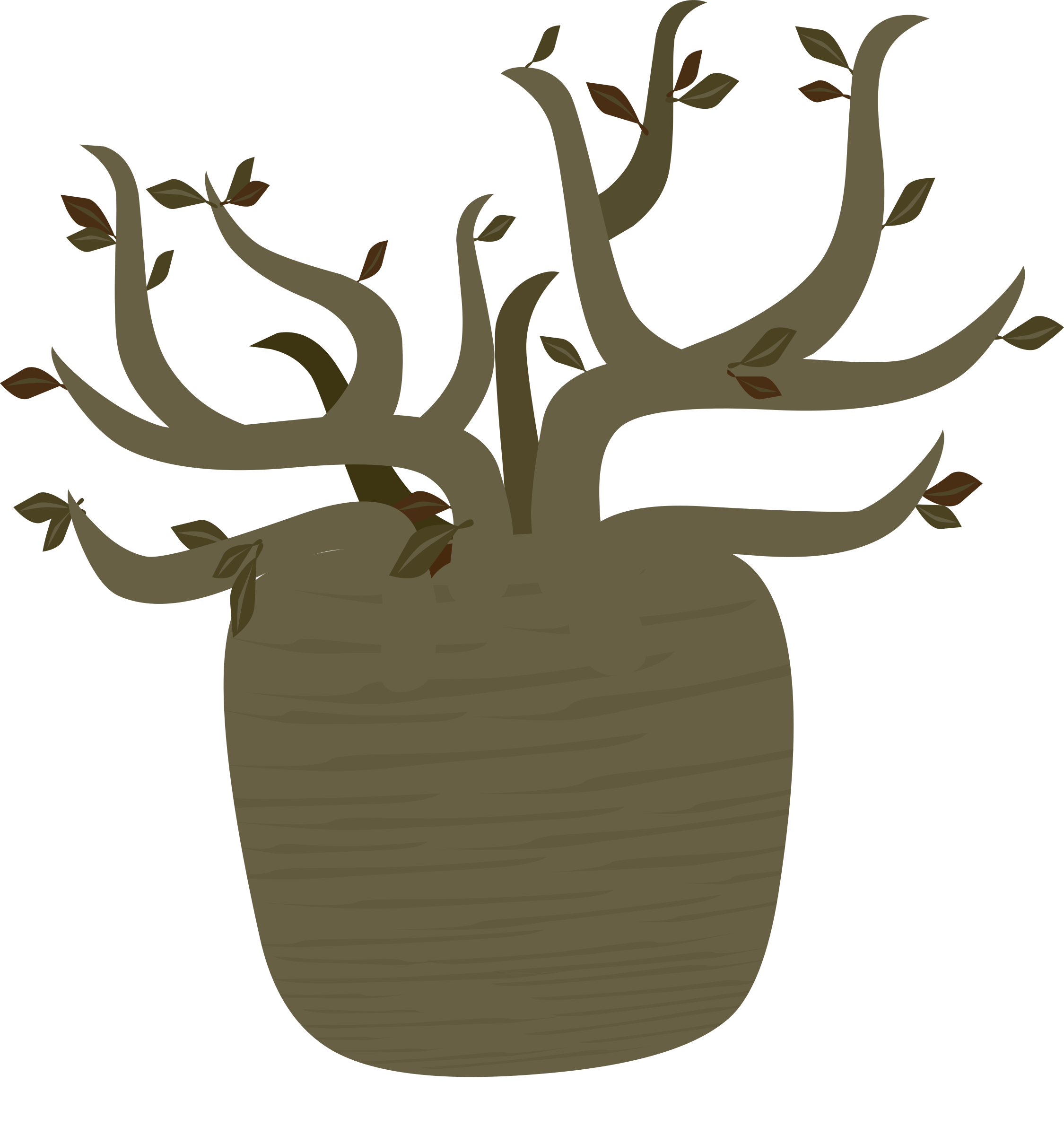 Sprout clipart tree sprout. Firebog big image png
