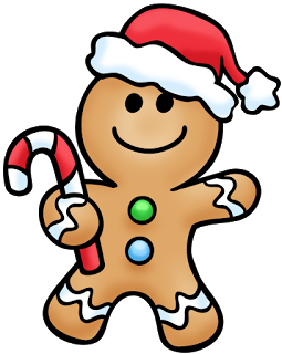 Sprout clipart christmas cartoon. Pix for cute gingerbread