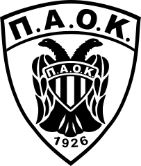 Spurs drawing emblem. Tottenham in history paok