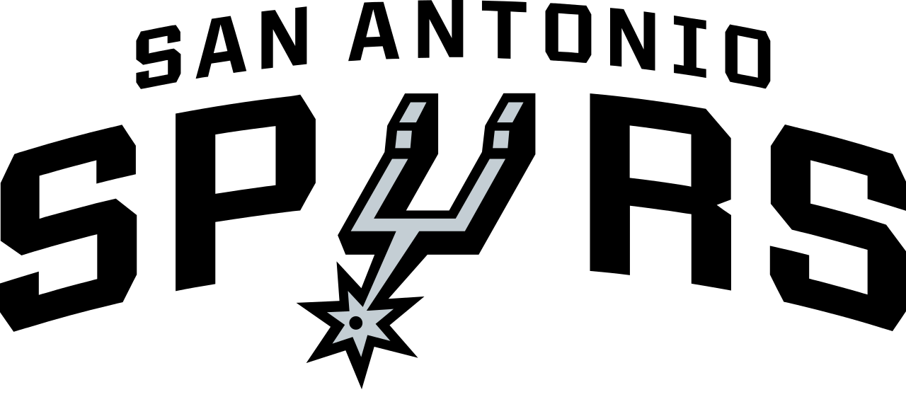 Spurs drawing old school. Logos why arent nba