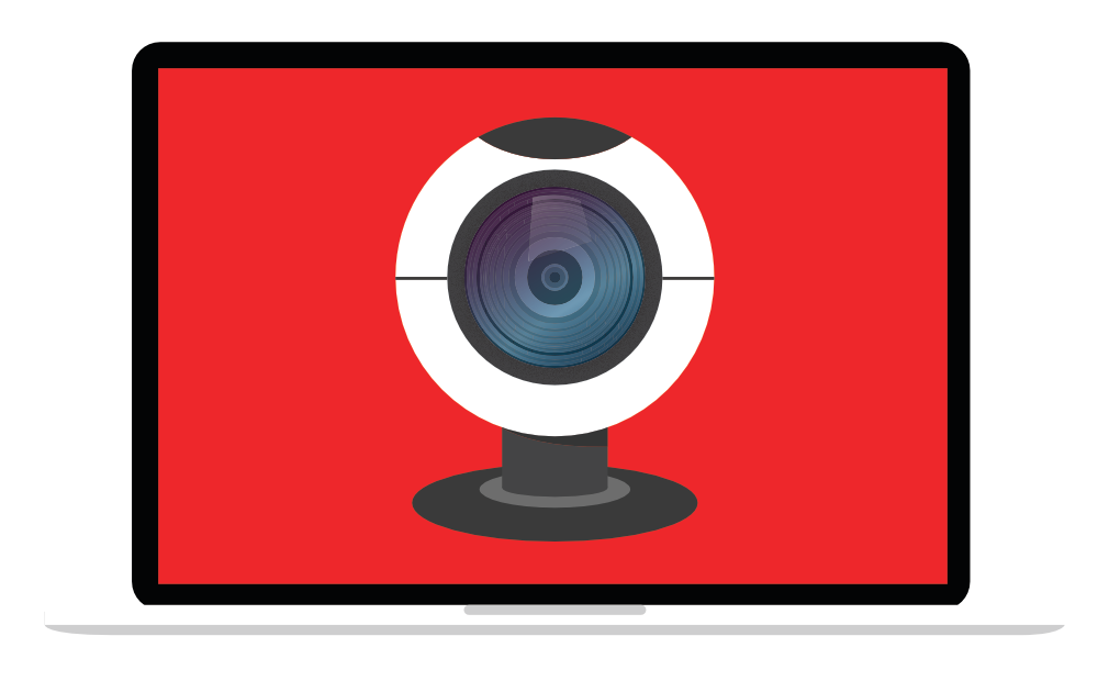 Spy clipart computer security. Webcam how to make