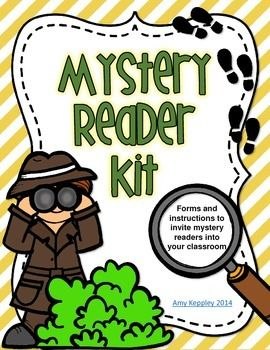 Kit and students. Spy clipart mystery reader clip black and white download