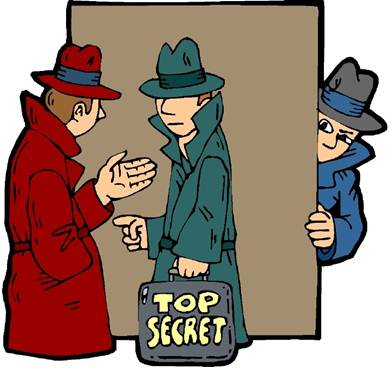 Spy clipart two. Spies wallpaper in top