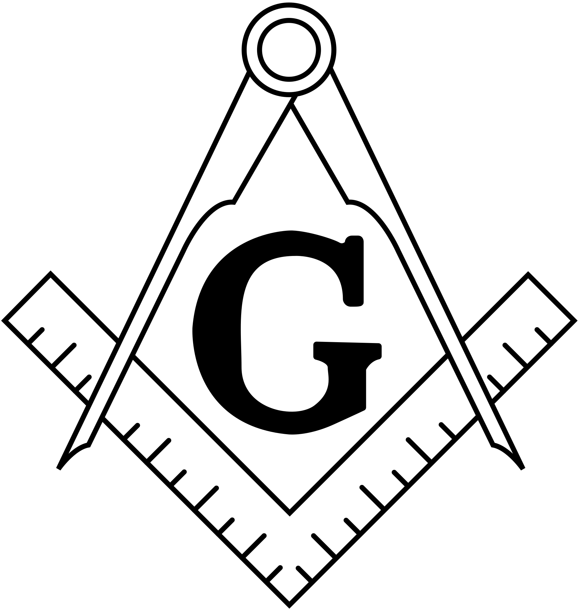 Square and compass png. File compasses svg wikimedia
