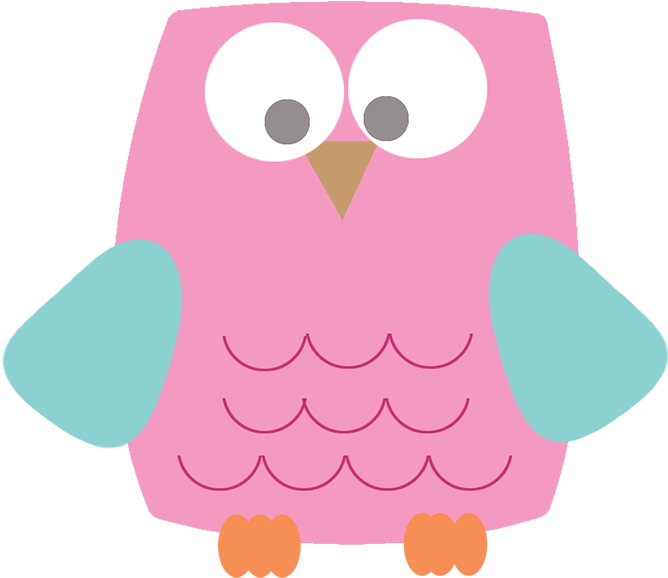 Pink square png. Download hd owl drawing