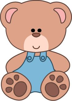Square clipart teddy bear. Best cute colors