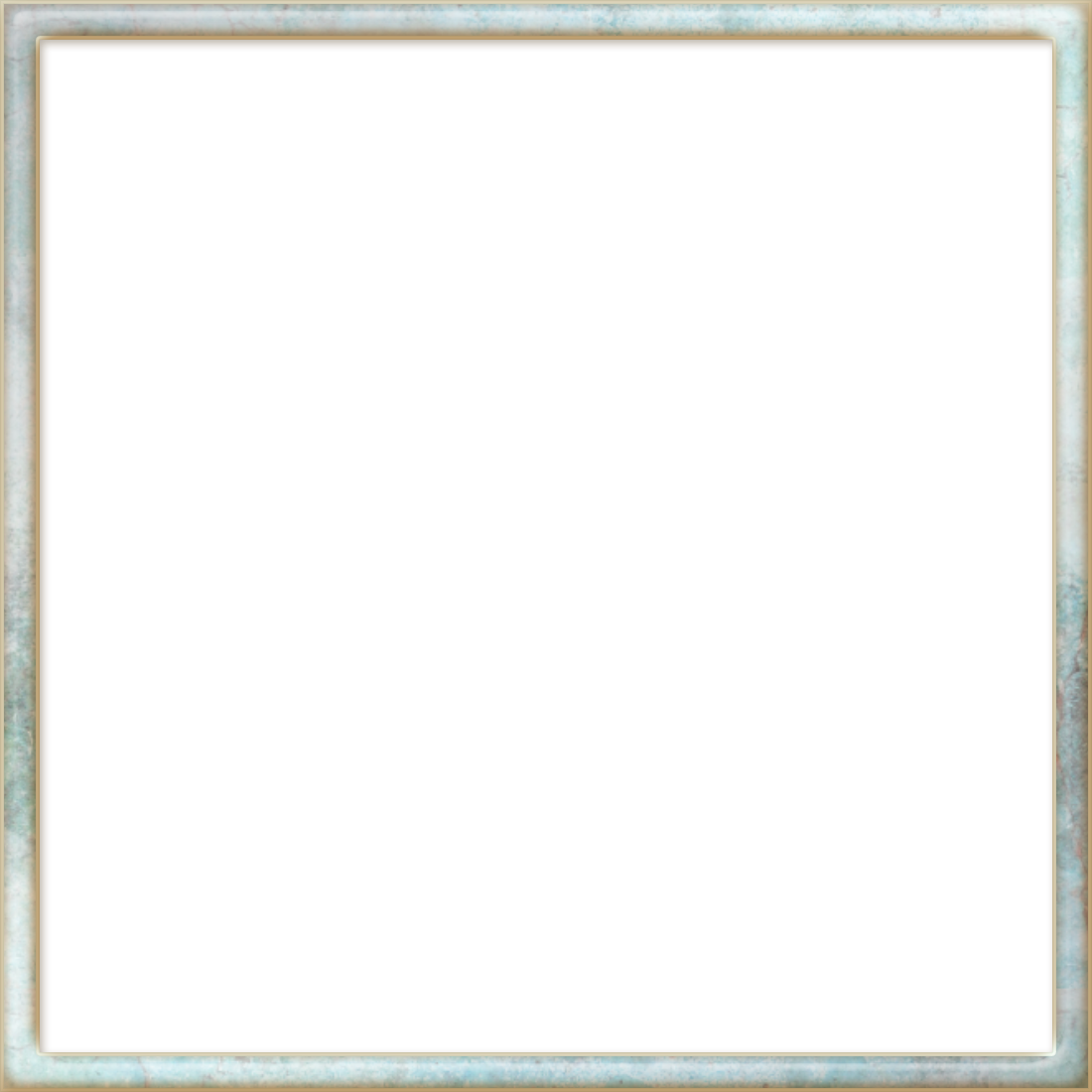 thin frame png