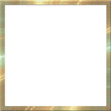 Square gold frame png. Picmix