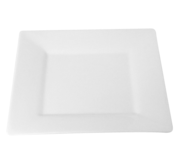 Square plate png.