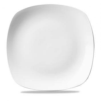 Square plate png. Churchill china