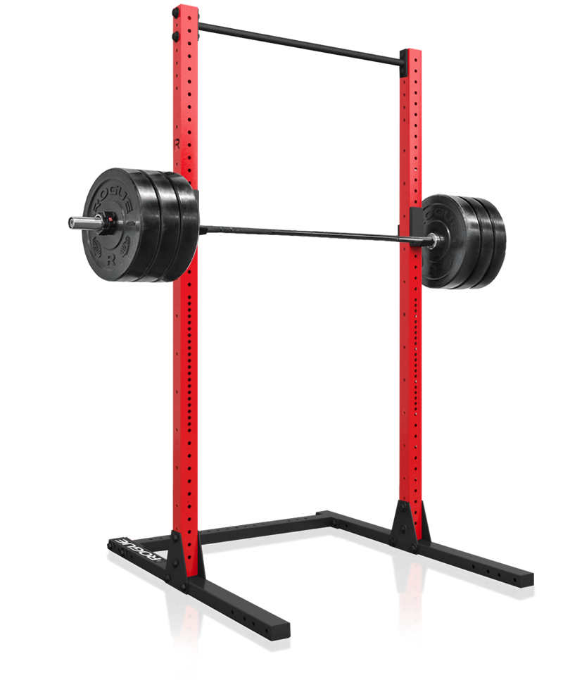 Squat vector power lifter. Rogue sml c stand