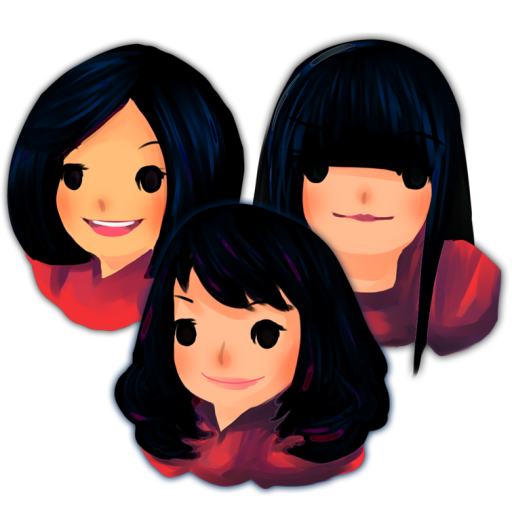 Squat vector woman. Free girls icon download