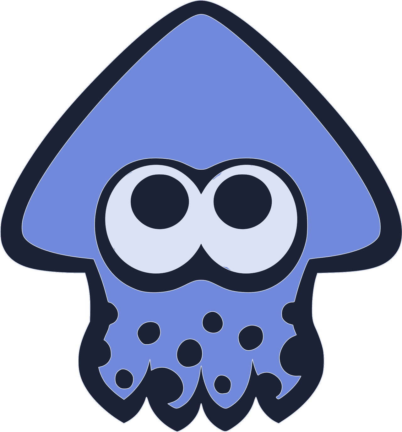 Transparent emotes splatoon