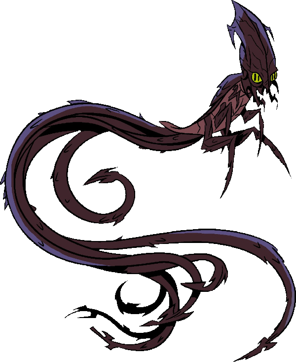 Squid monster png. Image xeexi sym bionic