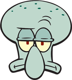Squidward nose png. Images in collection page