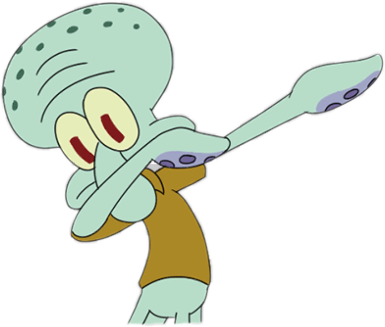 Squidward nose png. Clipart at getdrawings com