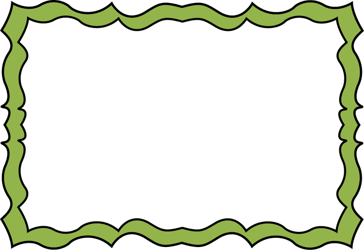 Squiggly clipart fun border. Frames and borders frameswall