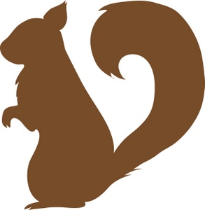 Squirrel clipart squirral. Panda free images info