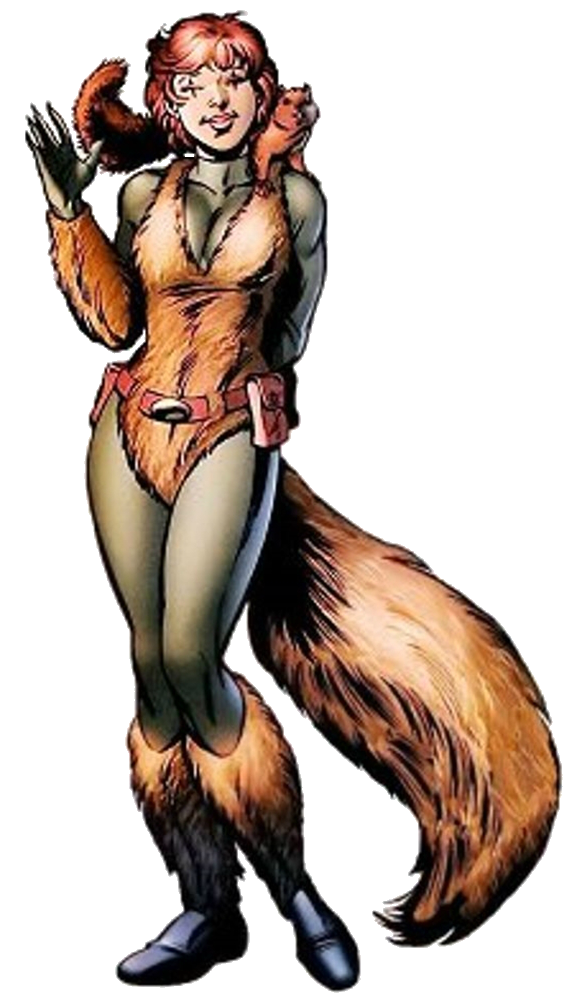 squirrel girl png