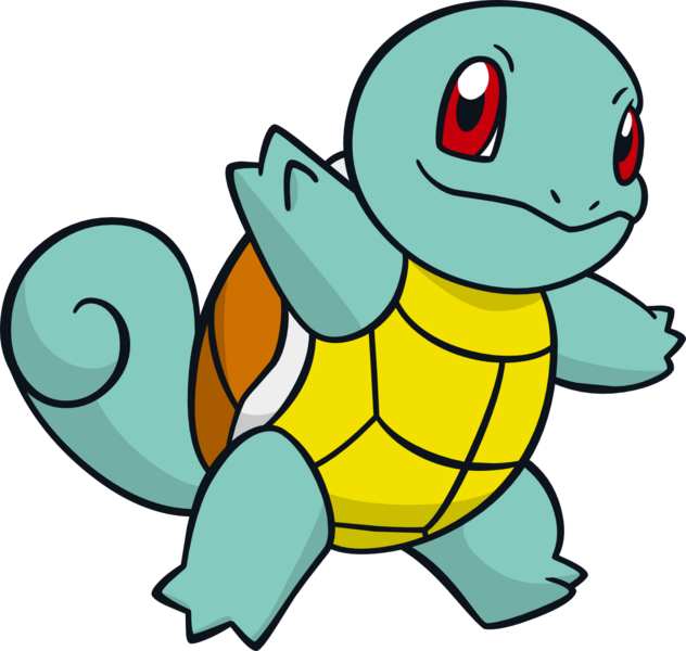 Image dream pokemonfakemon wiki. Squirtle png banner free