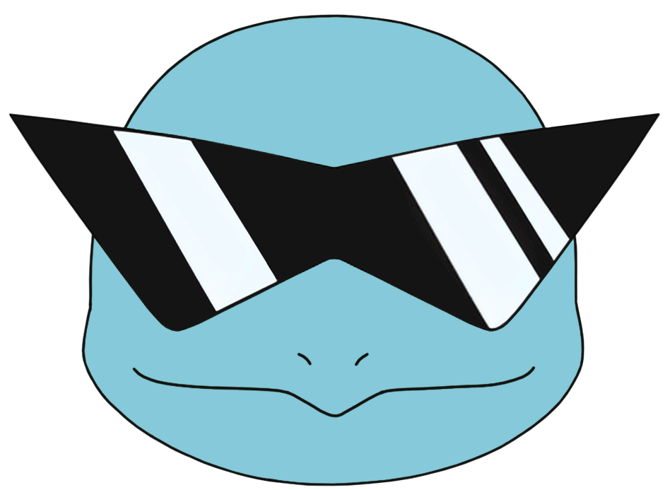 Pull up guilds bless. Squirtle squad png vector library library