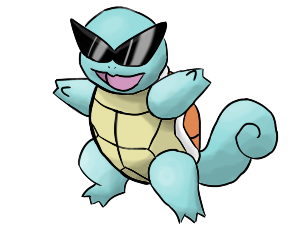 squirtle squad png