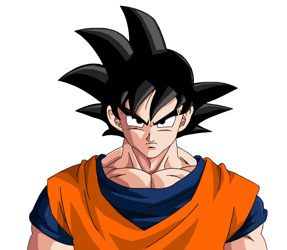 Goku head png. Transparent pictures free icons