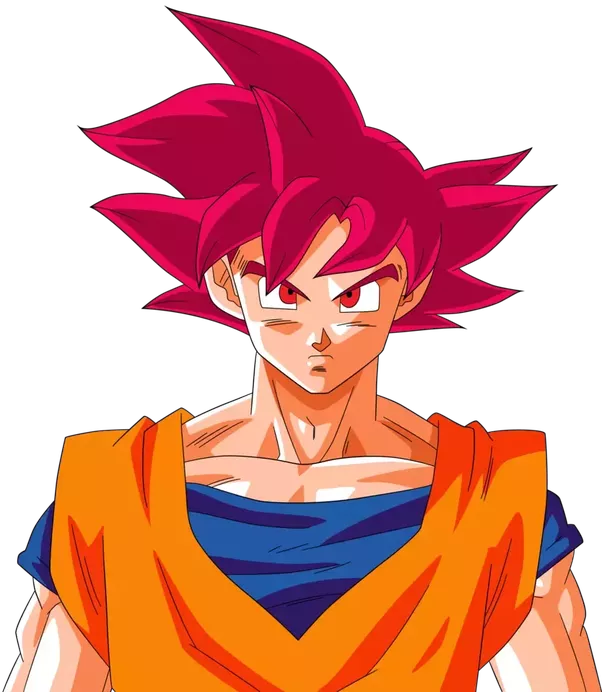 Ssj blue hair png. What are the different