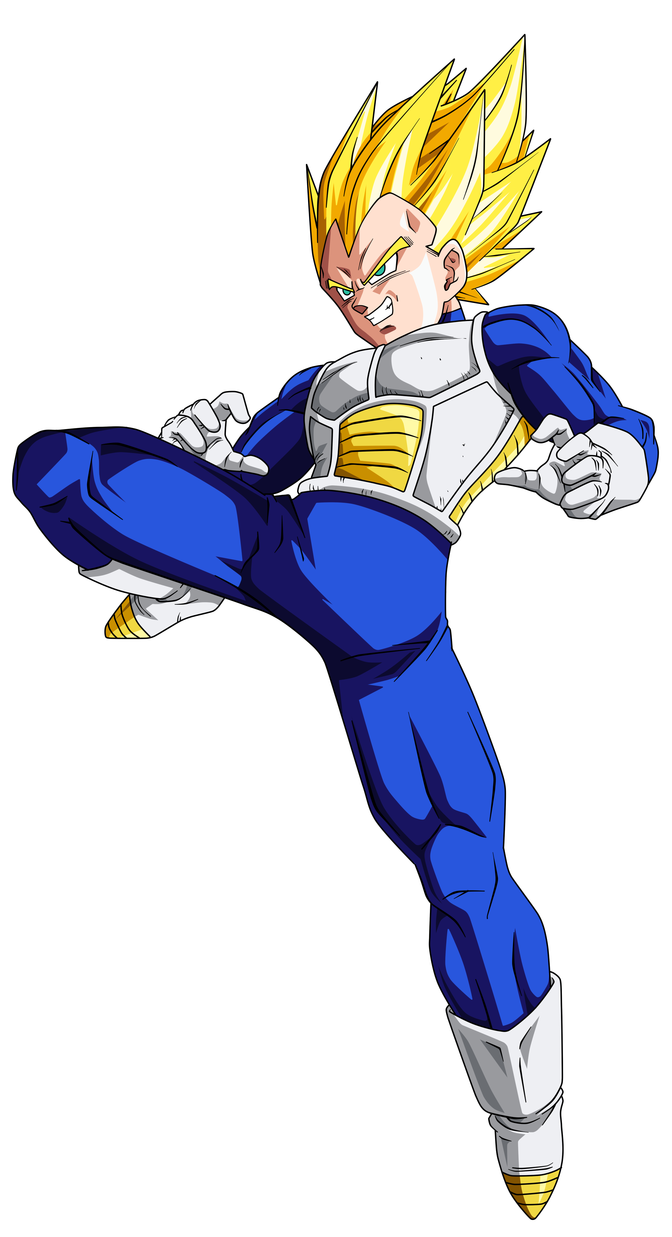 Ssj vegeta png. Image character stats and