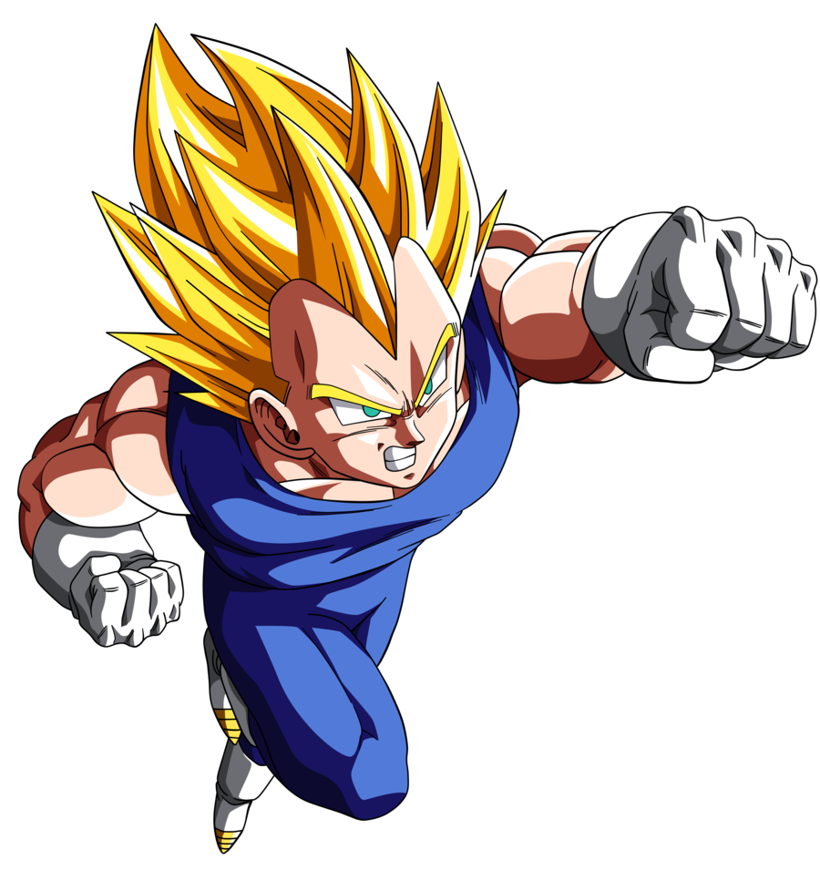 Ssj vegeta png. Image game ideas wiki