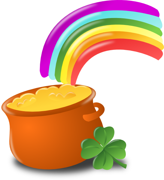 Moss vector craft. Free st patrick s