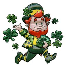 St patricks clipart leperchaun. This cute and adorable
