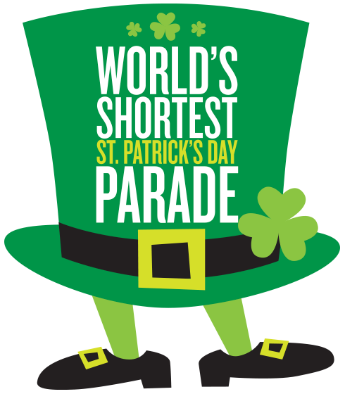 St patrick's day party png. First ever th annual