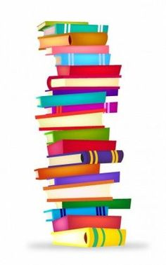 Stack clipart library book. Awesome clip art