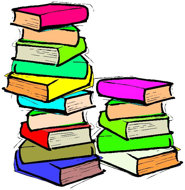 Stack clipart pile book. Clip art for ollie