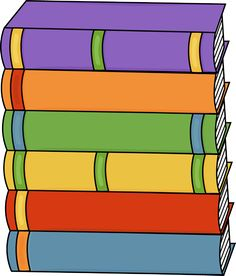 Stack clipart school project. Books clip art royalty